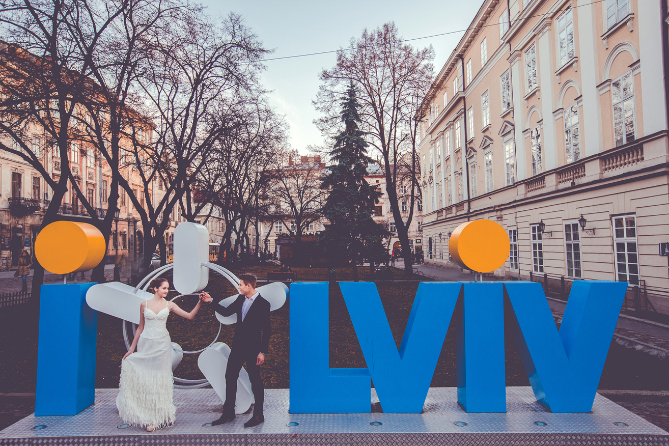 lviv wedding photo